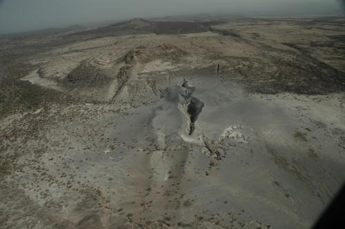 تصدعات أرضية خطرة في وادي الدواسر.. مرفق صور 11684_01257454044