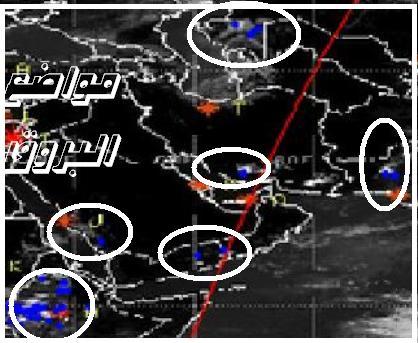 المتابعة اليومية للطقس في العالم العربي من 16 / 8 / وحتى 19 / 8 / 2009 م - صفحة 2 25088_01250434959