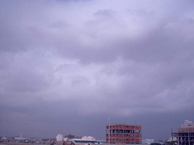 أجواء جدة لهذا اليوم رعد ومطر شبكة البراري